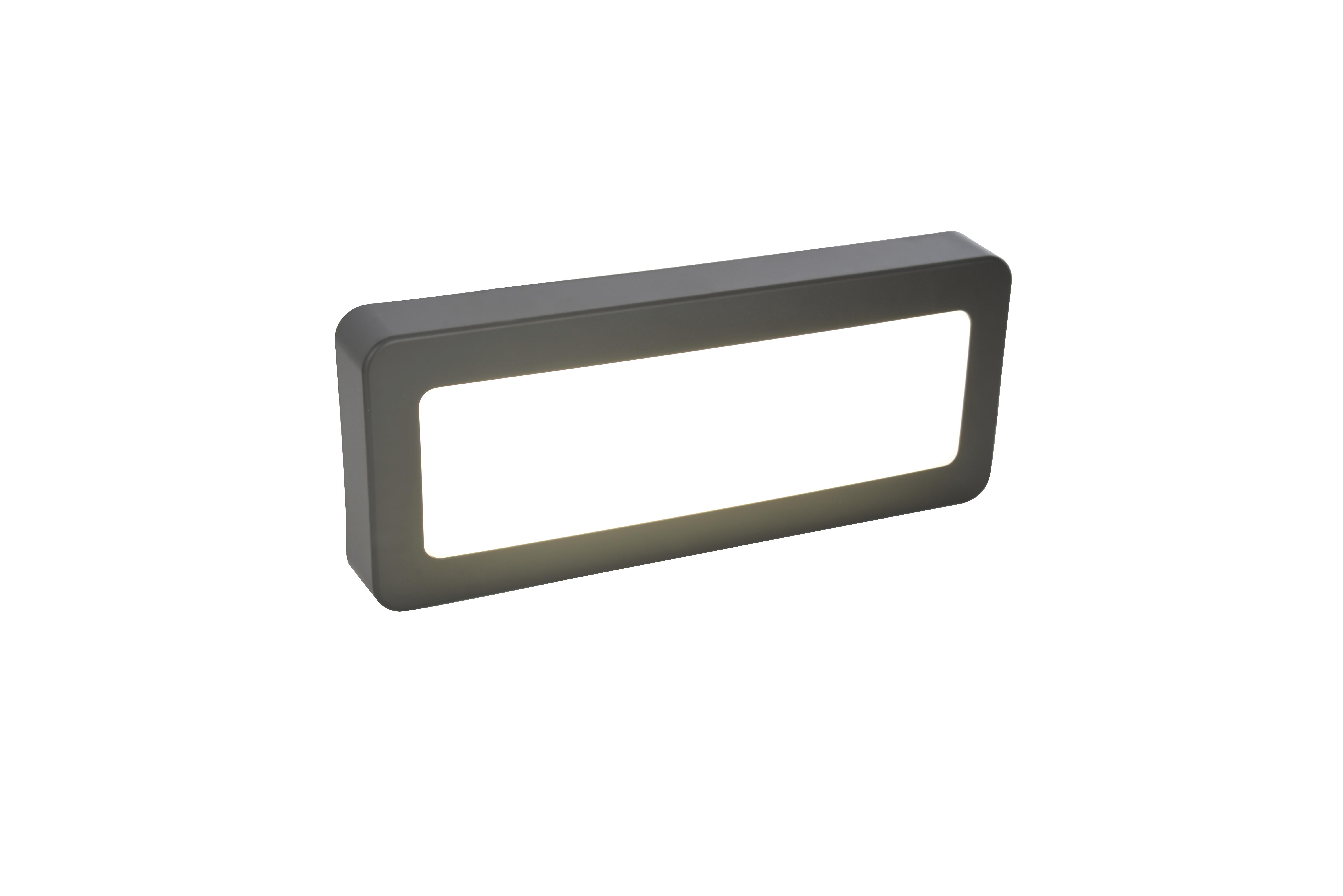 Breez Opal LED Rectangular Surface Brick/Guide Light 5W