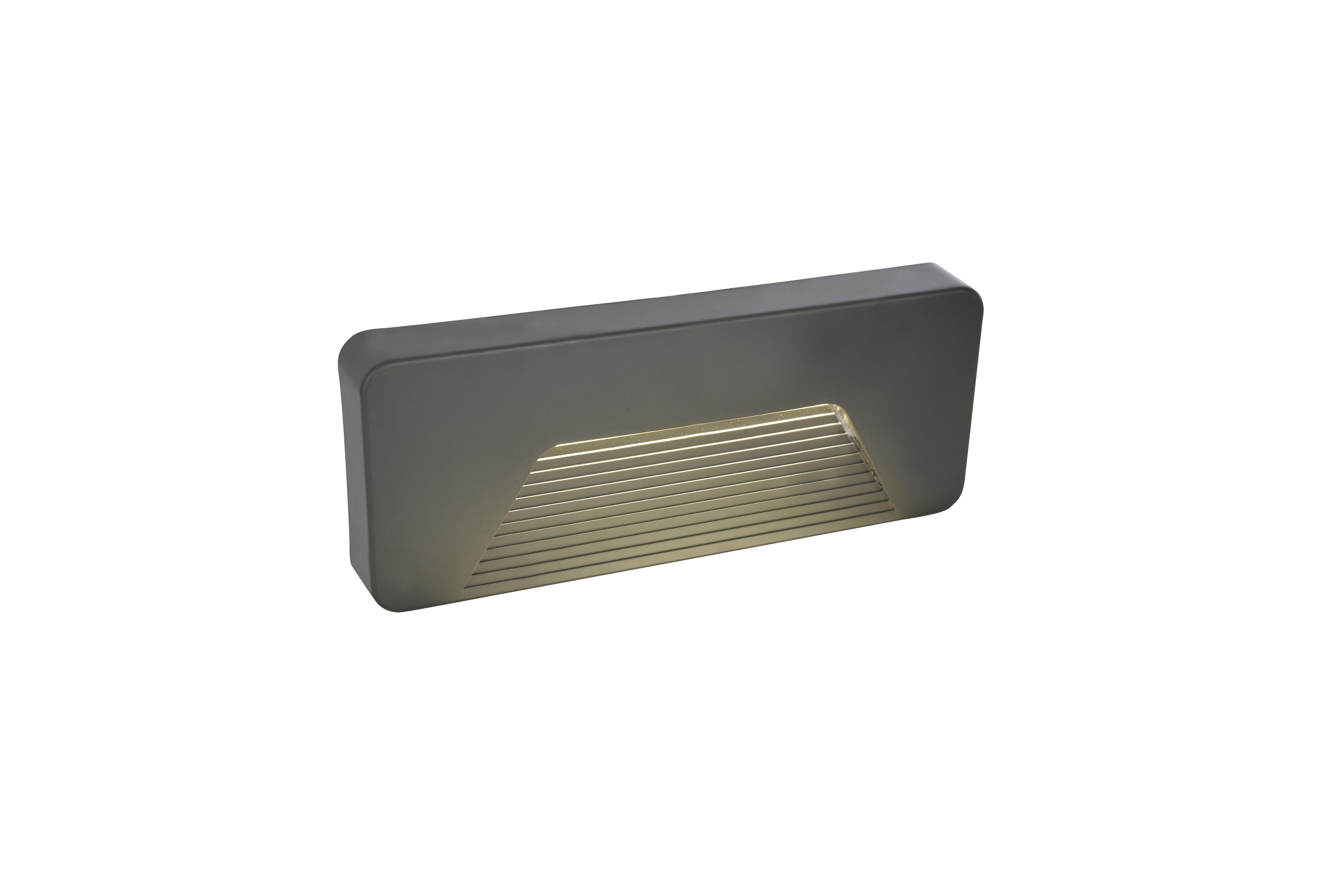 Breez LED Rectangular Surface Brick/Guide Light