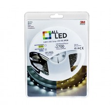 IP20 5M LED Blister Pack 4.8W 3000K ASTP0048/30