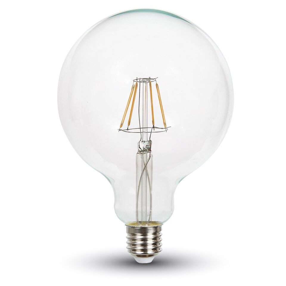LED Bulb 4W Filament Patent Warm White Dimmable 4399