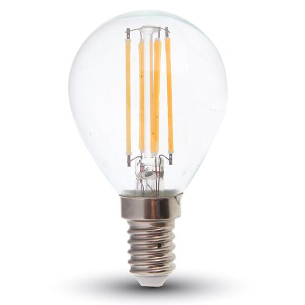 LED Bulb 4W 2700K Warm White 4300